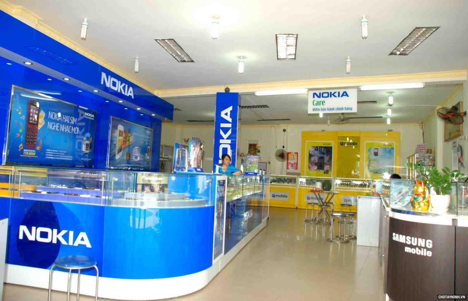 Cửa hàng điện thoại