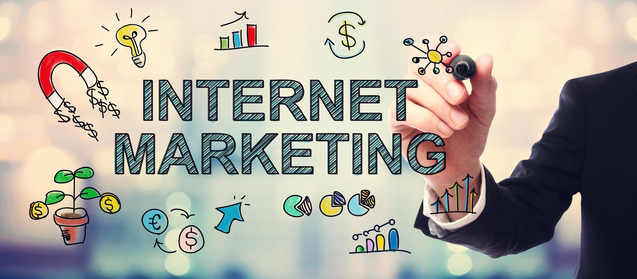 Tổng hợp các hình thức marketing online nổi bật hiện nay - JPWEB