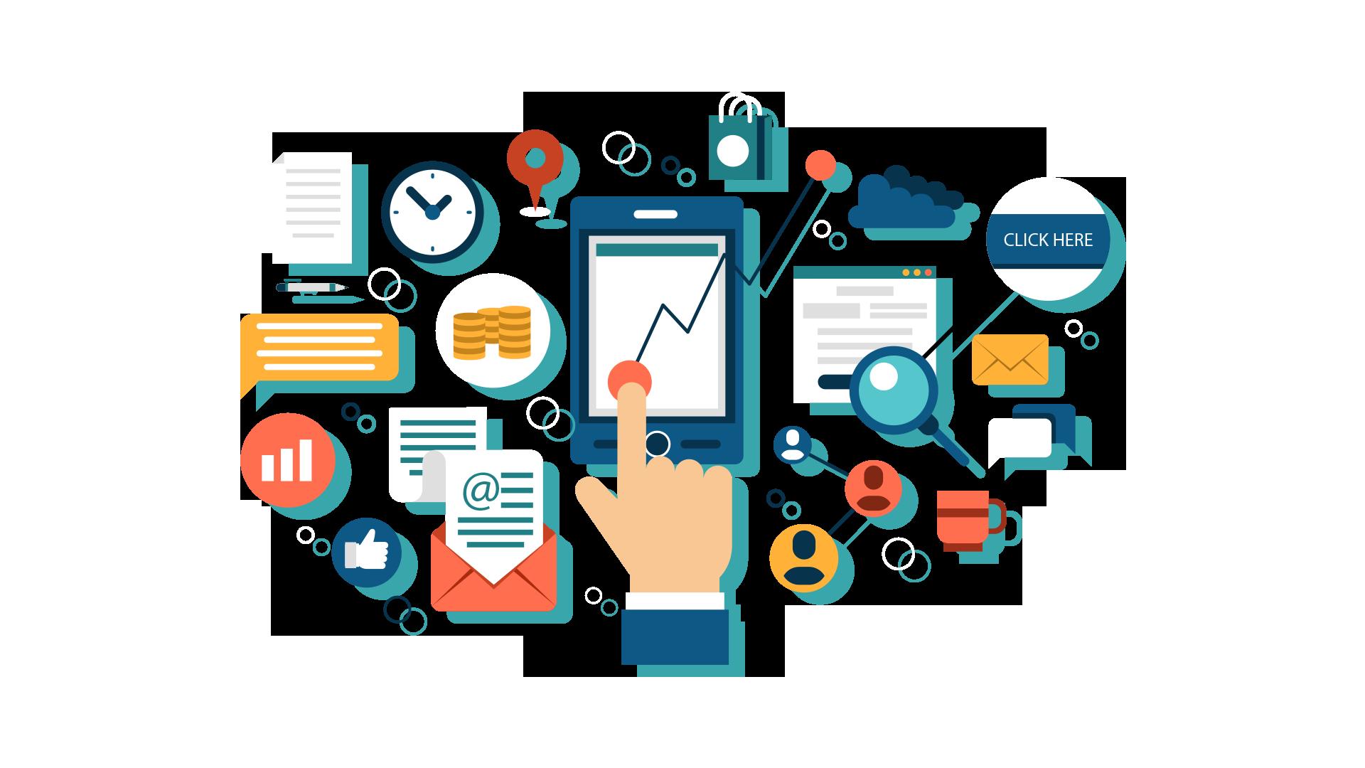 Những thống kê quan trọng về Digital Marketing năm 2020 (Phần 1) - Trang  thông tin về OTA - Du lịch - Khách sạn - hàng đầu Việt Nam