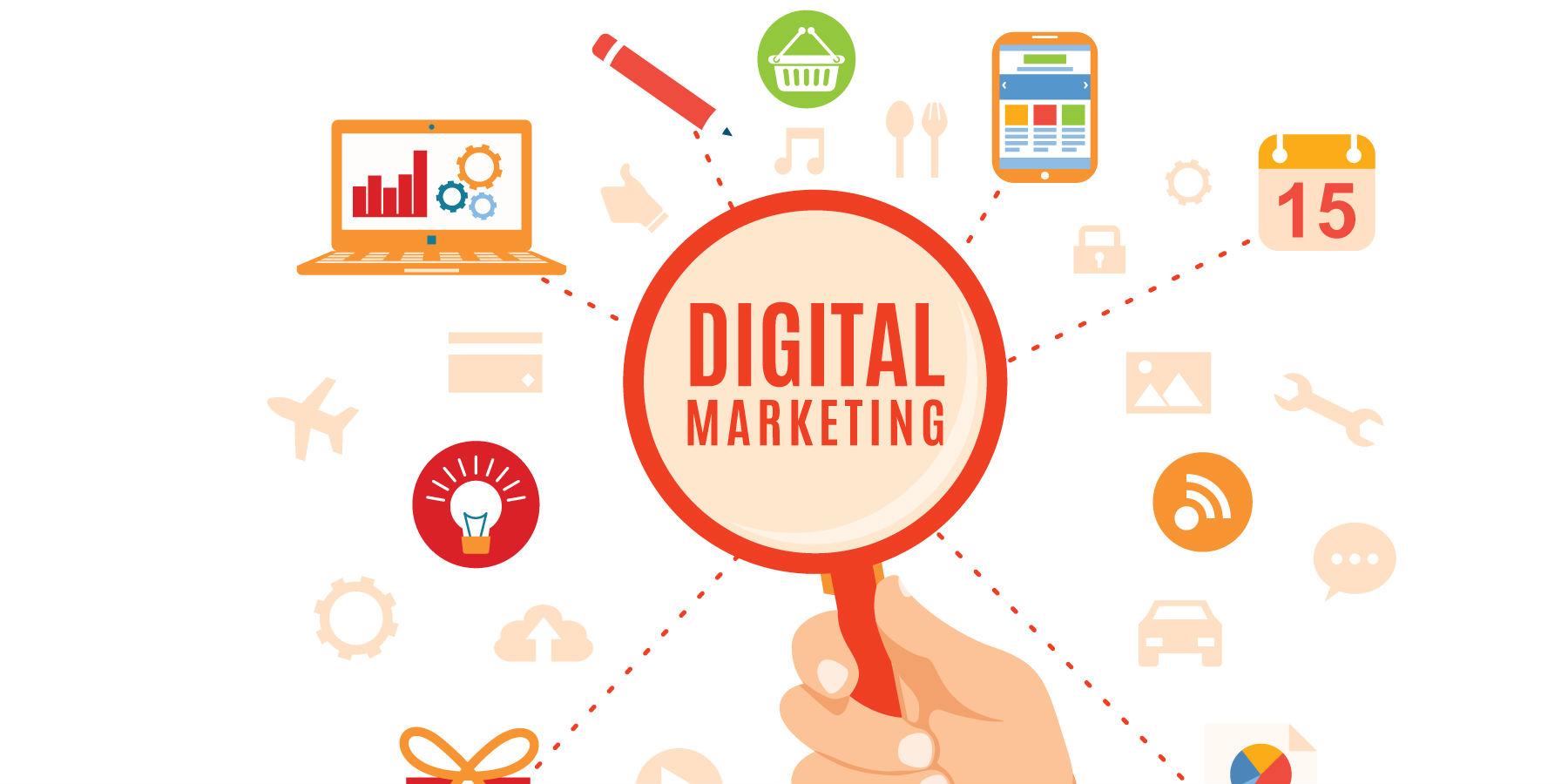 Mẫu KPI cho vị trí nhân viên Digital Marketing chuẩn xác nhất
