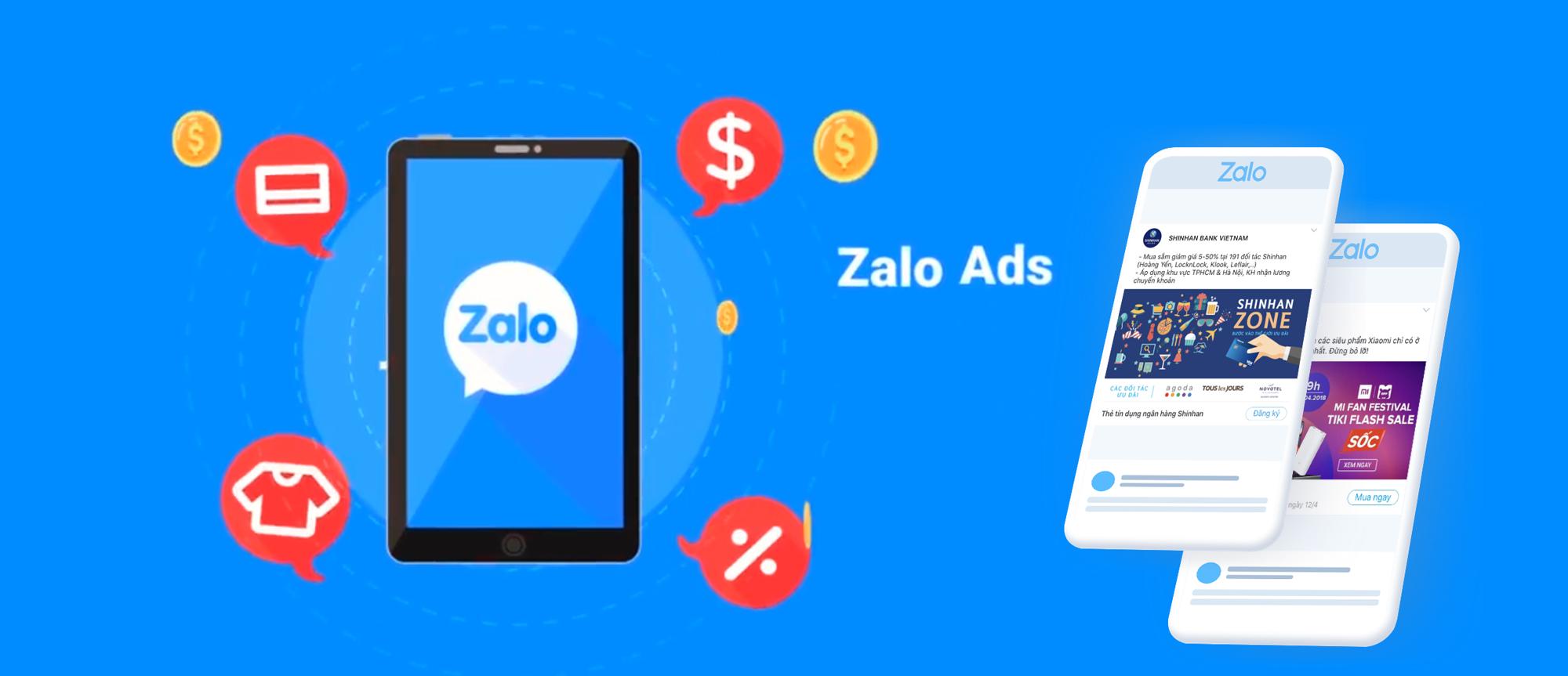 Khái niệm về Zalo page điều bạn cần biết