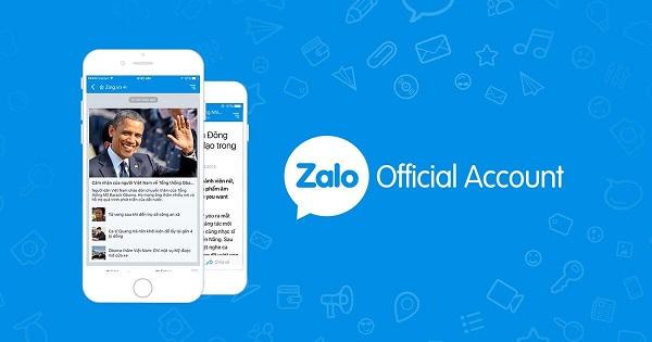 Zalo Official Account là gì? Hướng dẫn chi tiết cách chạy quảng cáo Zalo  Official Account