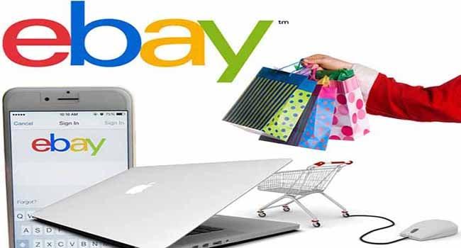 Trang web Ebay