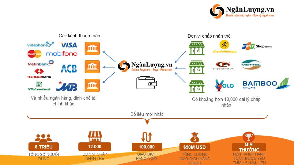 Cổng thanh toán trực tuyến, Ví điện tử được ưa chuộng nhất Việt Nam: An  toàn, Tiện lợi, Phổ biến, Được bảo vệ   NganLuong.vn 41