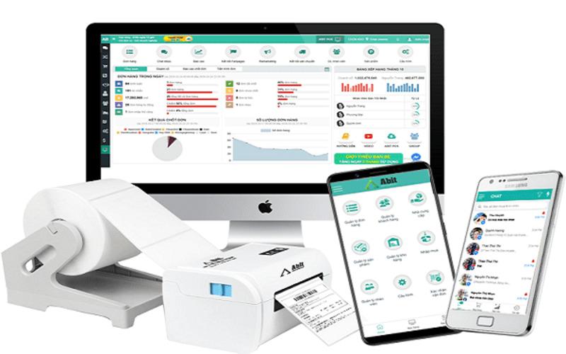 phần mềm quản lý bán hàng cho doanh nghiệp - TrustSales