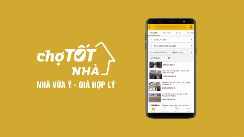 Chợ Tốt  là một trong những cái tên đình đám trong các website rao vặt đang nắm giữ thị phần lớn nhất tại Việt Nam.