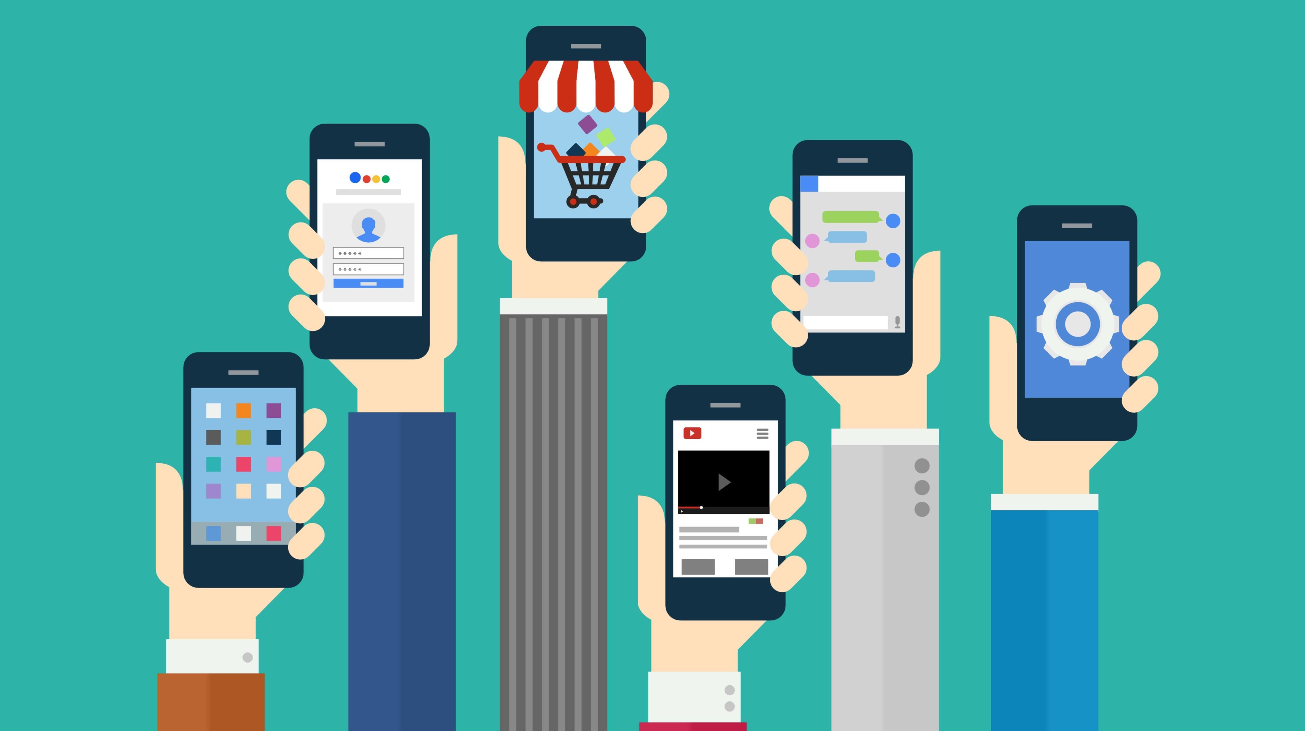 Mobile Marketing là gì? Các hình thức mobile marketing phổ biến hiện nay -  ODOO Việt Nam