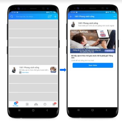 Quảng cáo Zalo tin nhắn - Inbox Zalo Ads - Những SAI LẦM khi tìm đến ...