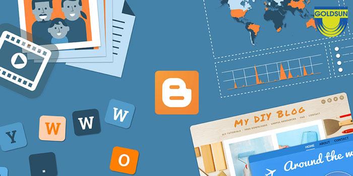 Tạo blog cá nhân chia sẻ thông tin chuyên ngành của bạn